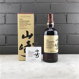 Sale 9089W - Lot 17 - Yamazaki Distillery Spanish Oak 2020 Limited Edition Single Malt Japanese Whisky - 48% ABV, 700ml in box