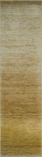 Sale 8321C - Lot 4 - Afghan Chobi Stripe 301cm x 83cm RRP $1200