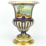 Sale 8342 - Lot 49 - French Porcelain Jardiniere
