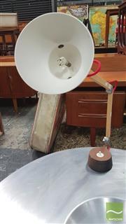 Sale 8383 - Lot 1082 - Wastberg Desk Lamp