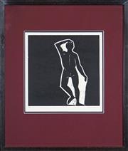Sale 8394 - Lot 577 - Robert Dickerson (1924 - 2015) - Aspects of Dance Series 30 x 30cm