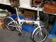 Sale 8478 - Lot 2091 - XDS Foldable Bike