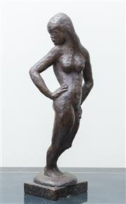Sale 8562A - Lot 72 - Guy Martin Boyd, 1923-1988 - Standing Nude H 33cm