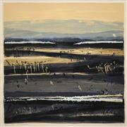 Sale 8652A - Lot 5010 - Sandra Leveson (1944 - ) - Vale of Darkness, 1992 70 x 69cm (frame: 98.5 x 96.5cm)