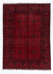 Sale 8715C - Lot 62 - An Afghan Khal Mohammadi, 100% Wool Pile Natural Dyes, 240 X 175Cm