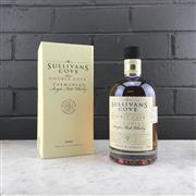 Sale 9079W - Lot 807 - Sullivans Cove Rare Double Cask Single Malt Tasmanian Whisky - cask no. DC106, bottle no. 654/1272, 45% ABV, 700ml in box