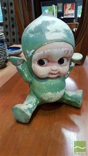 Sale 8383 - Lot 1056A - Vintage Plaster Snugglepot Gumnut Baby