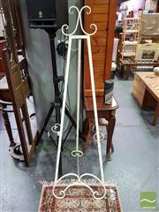 Sale 8465 - Lot 1061 - Metal Decorative Easel