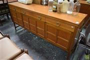 Sale 8550 - Lot 1050 - Nathan Teak Sideboard
