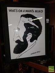 Sale 8544 - Lot 2071 - Sigmund Freud Picture