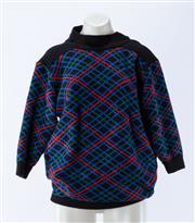 Sale 8910F - Lot 62 - A vintage Saint Laurent jumper, approx size S/M