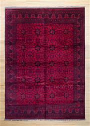 Sale 8576C - Lot 98 - Afghan Khal Mohamadi 345cm x 248cm