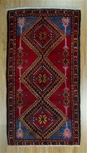 Sale 8625C - Lot 70 - Persian Hamadan 142cm x 85cm