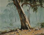 Sale 9047 - Lot 596 - Les Graham (1942 - ) - Morning Light 29.5 x 37 cm (frame: 36 x 43 x 3 cm)