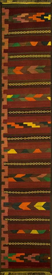 Sale 8335C - Lot 62 - Turkish Kilim Runner 300cm x 60