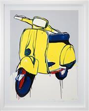 Sale 8427 - Lot 528 - Jasper Knight (1978 - ) - 150 Piaggio 101 x 76cm