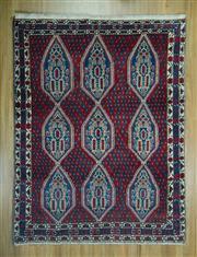 Sale 8625C - Lot 71 - Persian Lilian 215cm x 165cm