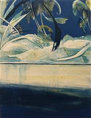 Sale 8652A - Lot 5016 - Arthur Boyd (1920 - 1999) - Shoalhaven Quartet III, 1988 76.5 x 59.5cm