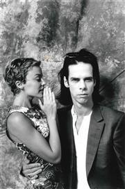 Sale 8665M - Lot 5018 - Kylie Minogue & Nick Cave