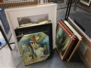 Sale 8730 - Lot 2049 - Collection of Various Artworks