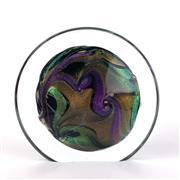 Sale 8795K - Lot 264 - An art glass centrepiece