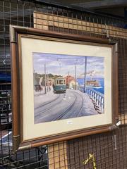 Sale 8932 - Lot 2090 - Artist Unknown - Cremorne Point Tram
