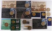 Sale 9007 - Lot 9 - Seventeen Uncirculated Australian $5 Coins