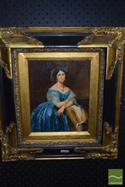 Sale 8497 - Lot 2099 - After Jean Auguste Dominique Ingres - Joséphine-Éléonore-Marie-Pauline de Galard de Brassac de Béarn (1825–1860), Princesse de Brogl...