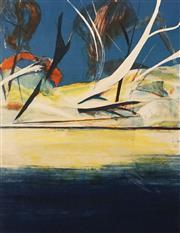 Sale 8652A - Lot 5017 - Arthur Boyd (1920 - 1999) - Shoalhaven Quartet IV, 1988 77 x 59cm