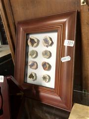 Sale 8819 - Lot 2315 - Set of Split Australian Geodes