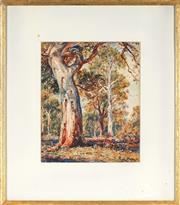 Sale 9053 - Lot 2028 - Henry Martin (1891 - 1944) - Untitled 24.5 x 20 cm (frame: 32 x 37 x 2 cm)