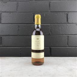 Sale 9089 - Lot 569 - 1990 Chateau dYquem, 1er Cru Superieur, Sauternes - 375ml half-bottle