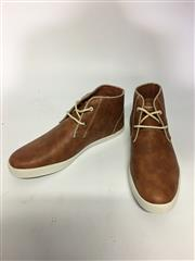 Sale 8288B - Lot 11 - Marco Gianni, Skyler Mens Boots In Brown, Size 42, RRP $100, Some Damage To Box