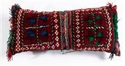 Sale 8715C - Lot 157 - A Persian Handmade Cushion, 100% Wool, 86 X 40Cm
