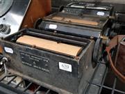 Sale 8809B - Lot 670 - 3 WW2 Computer Low Level Bombsight mk 111