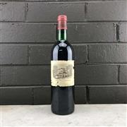 Sale 8987 - Lot 601 - 1x 1979 Chateau Lafite-Rothschild, 1er Cru Classe, Pauillac - level at base of neck