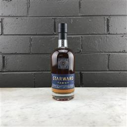 Sale 9089W - Lot 64 - New World Whisky Distillery Starward - Tawny Single Malt Australian Whisky - matured in fortified wine barrels, limited edition of...