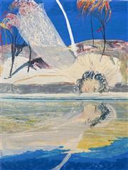 Sale 8652 - Lot 516 - Arthur Boyd (1920 - 1999) - River Bride III, 1998 80.5 x 61cm