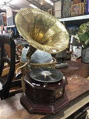 Sale 8863 - Lot 1080 - His Masters Voice Gramophone