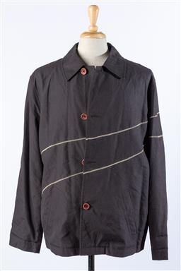 Sale 9107 - Lot 89 - A Gianni Versace Mens Evening Jacket (size 52).