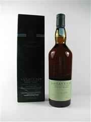 Sale 8329 - Lot 552 - 1x 1997 Lagavulin The Distillers Edition Islay Single Malt Scotch Whisky - bottled 2013, batch 4/502, in box