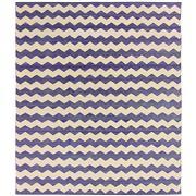 Sale 8911C - Lot 13 - Afghan Contemporary Herringbone, 295x250cm, Handspun Ghazni Wool