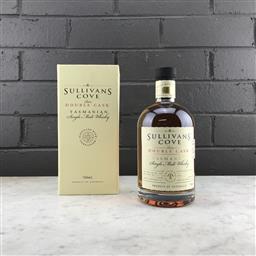 Sale 9089W - Lot 60 - Sullivans Cove Rare Double Cask Single Malt Tasmanian Whisky - cask no. DC108, bottle no. 759/1142, decanted on 27/12/2019, 45.3%...