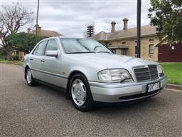 Sale 9110V - Lot 3 - 1994 Mercedes-Benz C280 Elegance