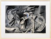 Sale 8339A - Lot 562 - Roy De Maistre (1894 - 1968) - Untitled (Abstract Landscape) 66 x 95.5 cm