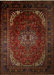 Sale 8424C - Lot 20 - Persian Tabriz 334cm x 245cm