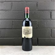 Sale 8987 - Lot 604 - 1x 1979 Chateau Lafite-Rothschild, 1er Cru Classe, Pauillac - level at very very high shoulder