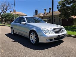 Sale 9110V - Lot 2 - 2004 Mercedes-Benz E320 Elegance