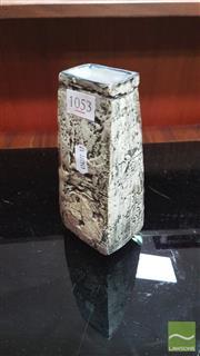 Sale 8383 - Lot 1053 - Troika Studio Pottery Vase