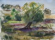 Sale 8722A - Lot 5042 - Frank Hinder (1906 - 1992) - Australian Capital Territory, 1943 18 x 23cm